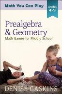 Prealgebra & Geometry Pdf/ePub eBook