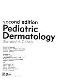 Pediatric Dermatology Book