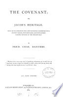 The Covenant Or Jacob S Heritage Book PDF