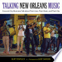 Talking New Orleans Music