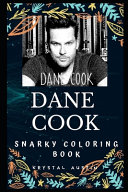 Dane Cook Snarky Coloring Book