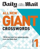 Daily Mail All New Giant Crosswords 1