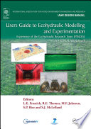 Users Guide to Ecohydraulic Modelling and Experimentation Book