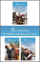 Harlequin Love Inspired October 2020   Box Set 1 of 2