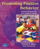 Promoting Positive Behavior Book
