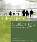 Intelligent Buildings  An Introduction