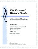 The Practical Writer s Guide with Additional Readings