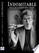 Indomitable  The Life of Barbara Grier