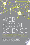 Web Social Science