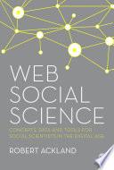 Web Social Science Book