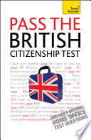 Pass The British Citizenship Test Teach Yourself Ebook Epub