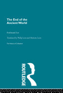 Pdf The End of the Ancient World Telecharger