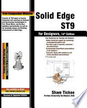 Solid Edge St9 for Designers