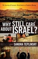 Why Still Care about Israel? [Pdf/ePub] eBook