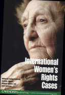International Women's Rights Cases