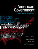 American Government: Institutions and Policies Pdf/ePub eBook