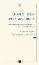 Pdf Charles Péguy et la modernité Telecharger
