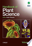 Handbook of Plant Science
