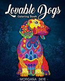Lovable Dogs Coloring Book