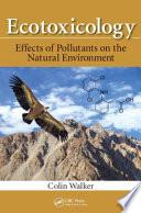 Ecotoxicology Book