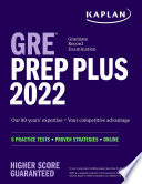 GRE Prep Plus 2022 Our 80 Year s Expertise   Your Competitive Advantage