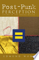 Post Punk Perception Book