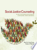 Social Justice Counseling Book