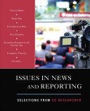 Issues in News and Reporting