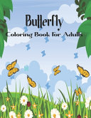 Butterfly Coloring Book For Adults