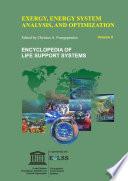 Exergy Energy System Analysis And Optimization Volume Ii Book PDF