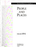 The World Book Encyclopedia of People and Places  I L   Iceland to Luxembourg Book