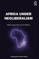 Africa Under Neoliberalism