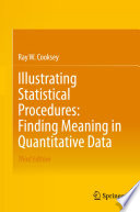 Illustrating Statistical Procedures Finding Meaning In Quantitative Data Book