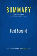 Summary  Fast Second