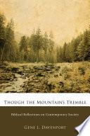 Though the Mountains Tremble Book PDF
