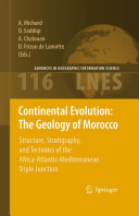 Pdf Continental Evolution: The Geology of Morocco Telecharger