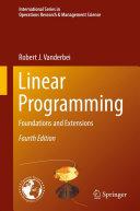 Pdf Linear Programming Telecharger