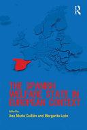 The Spanish Welfare State in European Context [Pdf/ePub] eBook
