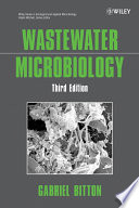 Wastewater Microbiology Book PDF