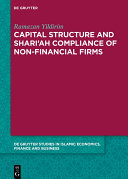 Capital Structure and Shari   ah Compliance of non Financial Firms