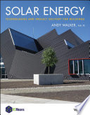 """""""Solar Energy: Technologies and Project Delivery for Buildings"""" by Andy Walker"""