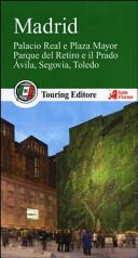 Guida Turistica Madrid. Con guida alle informazioni pratiche Immagine Copertina