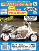 WALNECK'S CLASSIC CYCLE TRADER, SEPTEMBER 1994
