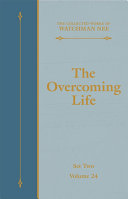 The Overcoming Life [Pdf/ePub] eBook
