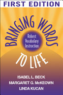 Cover of Bringing Words to Life