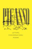 Letters  Conversations  Poems