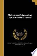 SHAKESPEARES COMEDY OF THE MER