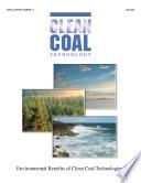 Environmental Benefits Of Clean Coal Technologies Book PDF