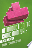 Introduction to Game Analysis Book