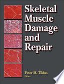 Skeletal Muscle Damage And Repair Book PDF